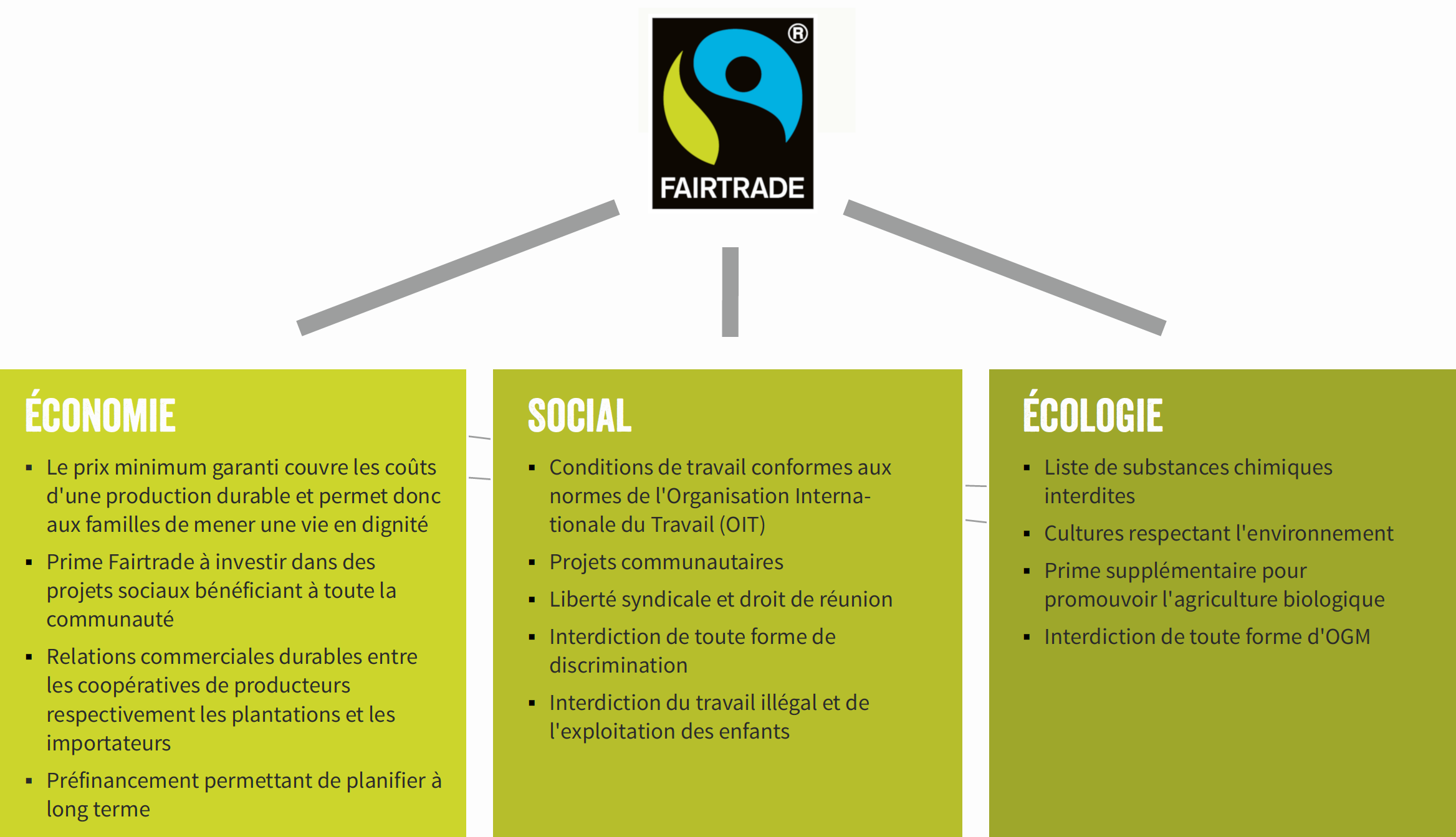 Standards Fairtrade